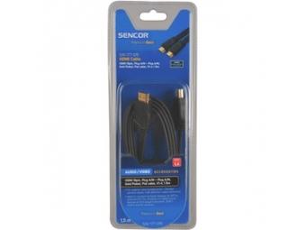 Sencor SAV 177-015 HDMI A-A FLAT V1.4 PG