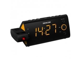 Sencor SRC 330 O rádiobudík s premietan.