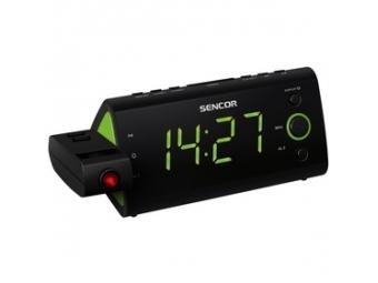 Sencor SRC 330 G rádiobudík s premietan.