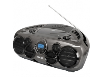 Sencor SPT 300 rádio s CD/MP3/USB
