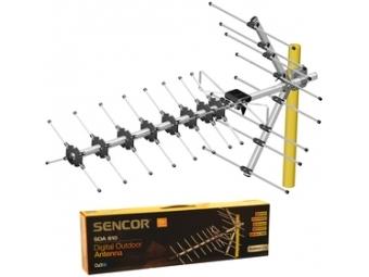 Sencor SDA-610 DVB-T anténa vonkajšia