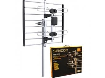 Sencor SDA-600 DVB-T anténa vonkajšia