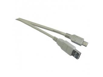 Sencor SCO 501-015 USB A M-miniUSB 5pM P kábel