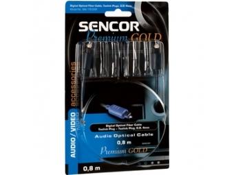Sencor SAV 115-008 Opt.k.Toslink M-M PG AV kábel
