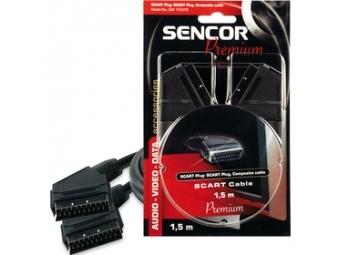 Sencor SAV 113-015 SCART M-SCART M 21P P AV kábel
