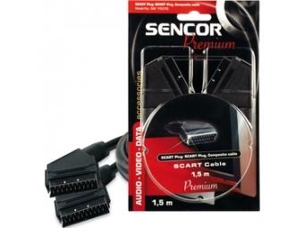 Sencor SAV 113-008 SCART M-SCART M 21P P AV kábel