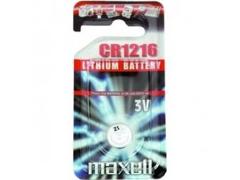 Maxell CR 1216 LITH. MINCOVÁ batéria 3V
