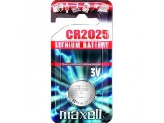 Maxell CR 2025 LITH. MINCOVÁ batéria 3V