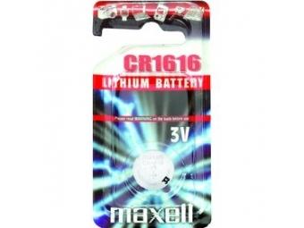 Maxell CR 1616 LITH. MINCOVÁ batéria 3V