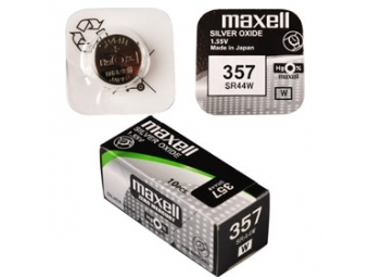 Maxell SR 44W / 357 HD WATCH batéria