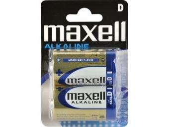 Maxell LR20 2BP ALK.VM Batéria (2KS)