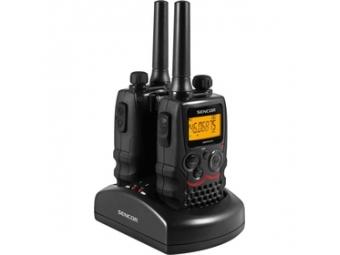 Sencor SMR 600 TWIN rádiostanica 8 km