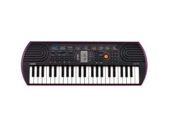 Casio SA 78 Elektronické klávesy
