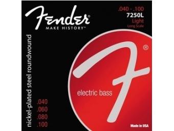 Fender 073-7250-403 7250L struny .040-.100