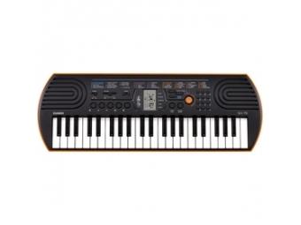 Casio SA 76 Elektronické klávesy