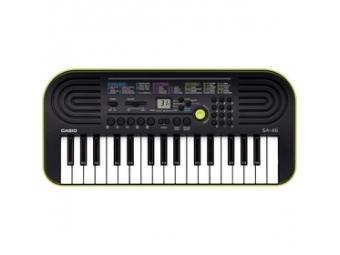 Casio SA 46 Elektronické klávesy