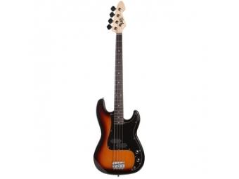 ABX Guitars PB-280 SB/BBR