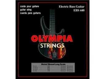 Olympia EBS 440 BASOVÉ STRUNY 45