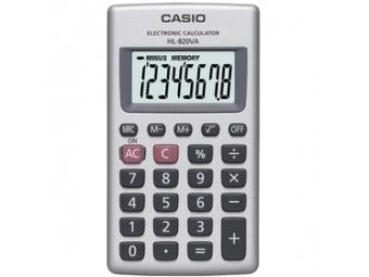 Casio HL 820 VA Kalkulačka