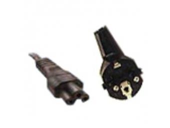 Gembird kábel sieť 1,8m VDE 220/230V 3 p.