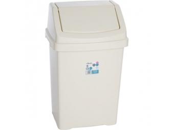 Wham 11940 kôš odpadkový 50l béžový