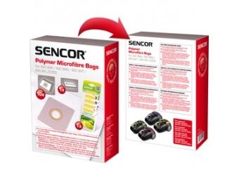 Sencor VRECKO SVC 8 (10ks)+vôňa (5ks)