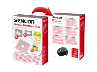 Sencor VRECKO SVC 7 (10ks)+vôňa (5ks)