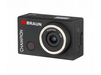 Braun Champion outdoorová videokamera
