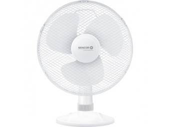 Sencor SFE 3020WH stolný ventilátor