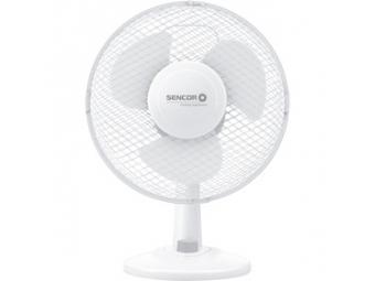 Sencor SFE 2320WH stolný ventilátor