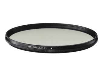 Sigma filter CPL 58 mm WR, cirkulárny polarizačný filter vodeodpudivý