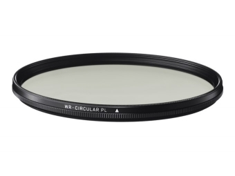 Sigma filter CPL 55 mm WR, cirkulárny polarizačný filter vodeodpudivý