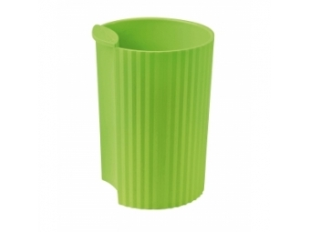 HAN Stojan na perá LOOP zelený