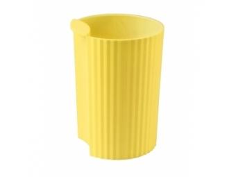 HAN Stojan na perá LOOP žltý