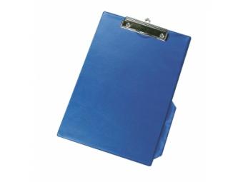 Q-Connect Písacia podložka s klipom A4 a úchytom pre pero modrá