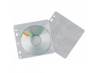 Q-Connect Obal-vrecko na CD/DVD závesné (bal=40ks)
