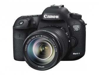 Canon EOS 7D Mark II + EF-S 18-135mm f/3,5-5,6 IS STM -35€ SPÄŤ