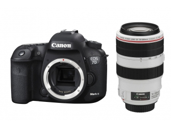 Canon EOS 7D Mark II + EF 70-300mm f/4.0-5.6L IS USM -100€ SPÄŤ