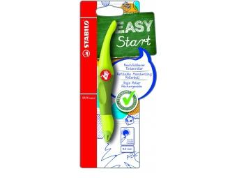 Stabilo 4684 EASY Start original R pre pravákov, roller citrónovo/zelená