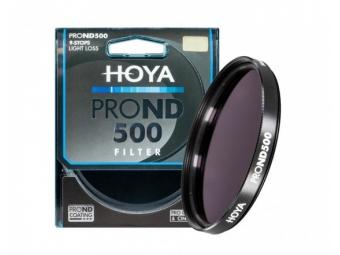 HOYA filter ND500 58mm