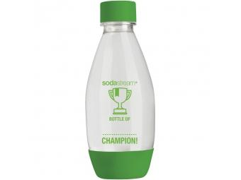 SodaStream detska fľaša champion zelena 0.5l