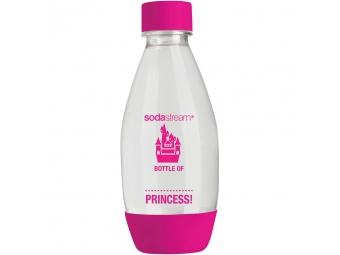 SodaStream detska fľaša princes rúžova 0.5l
