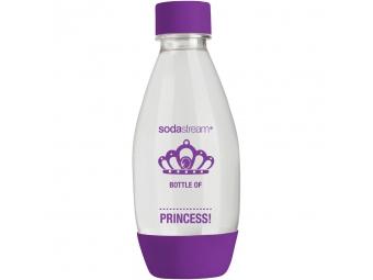 SodaStream detska fľaša princes fialová 0.5l