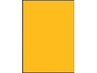 AGIPA Etikety univerzálne A4 fluorescenčné oranžové (bal=100)