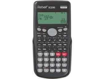 Rebell SC2080 vedecká kalkulačka