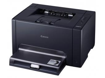 Canon i-SENSYS LBP 7018C Laserová farebná tlačiareň (čierna)