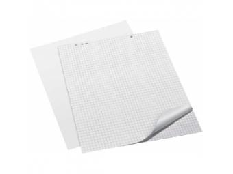 Q-Connect blok papiera na FLIPCHART čistý 990x680mm 80g, 20listov (bal=5)