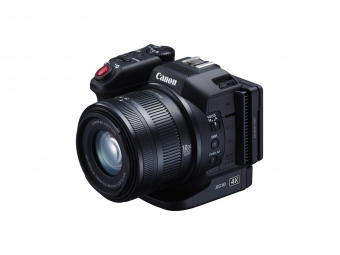 Canon XC10 4K kompaktná profi kamera + 128GB CFast karta + čítačka