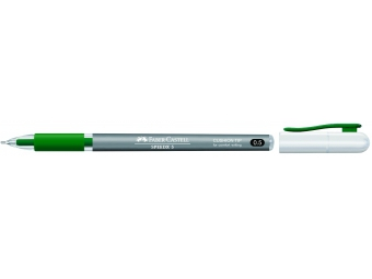Faber-Castell SPEEDX 0,5mm guličkové pero zelené