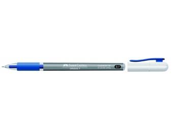 Faber-Castell SPEEDX 0,7mm guličkové pero modré